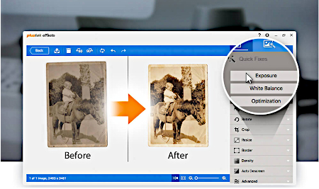 Digitizing Old Photos - Plustek