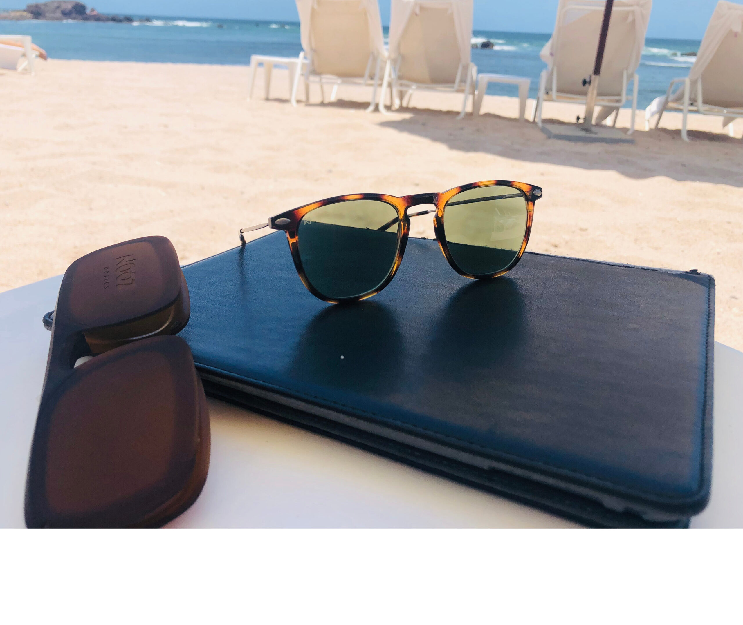 reader sunglasses by Nooz