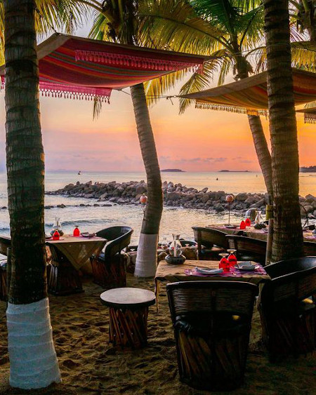 Top 5 Restaurants in Punta Mita