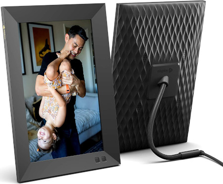 Best selling digital picture frame to enjoy pictures and video.