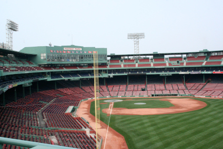 What to do in Boston - Fenway Park
