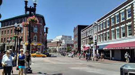 Harvard square - what to do in Boston