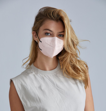 5 ply face mask that is more comfortable and come is a variety of colors.